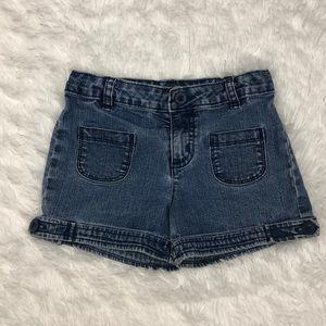 Circo Jeans Denim Shorts Girls Size 6/6X